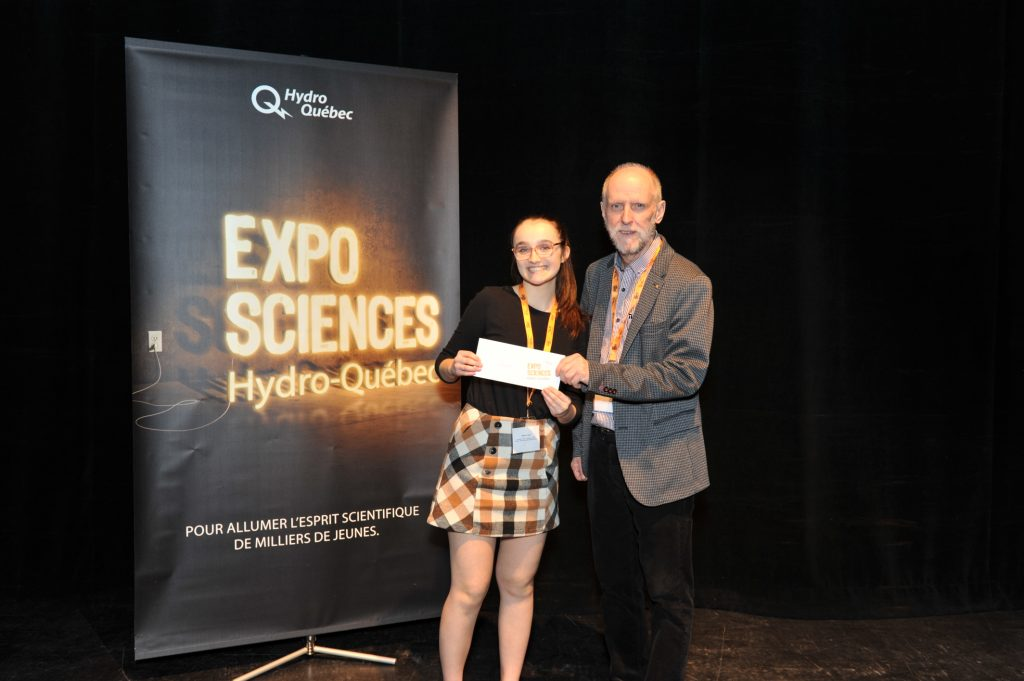 Prix - Quebec Science